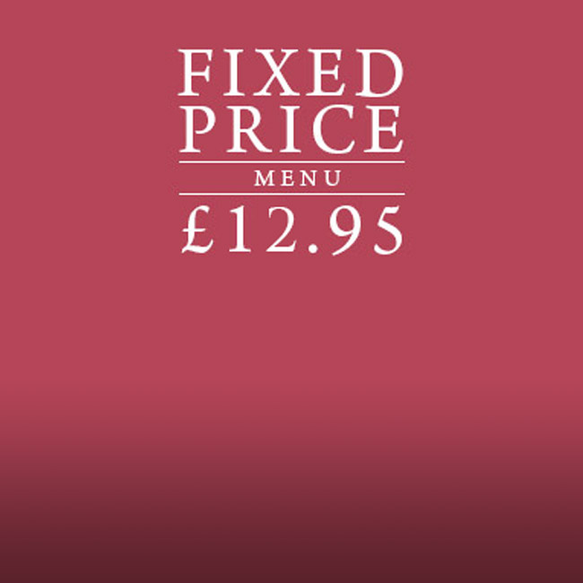 Fixed Price Menu at The Marchmont Arms